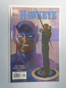 Hawkeye #1 8.0 VF (2003 3rd Series)