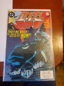 Angel and the Ape #1 1991)