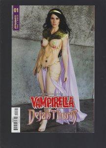 Vampirella/Dejah Thoris #1 Cover F