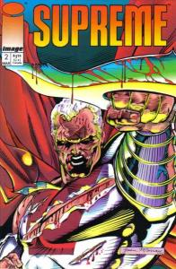 Supreme (1992 series) #2, NM (Stock photo)