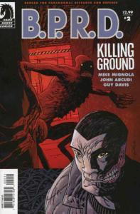 B.P.R.D.: Killing Ground #2 VF/NM; Dark Horse | save on shipping - details insid