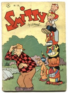 Smitty- Four Color Comics #138 1947 G/VG