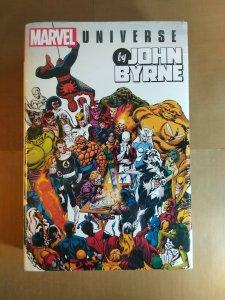 Marvel Universe by John Byrne Vol 1 Omnibus (Hardcover) factory sealed