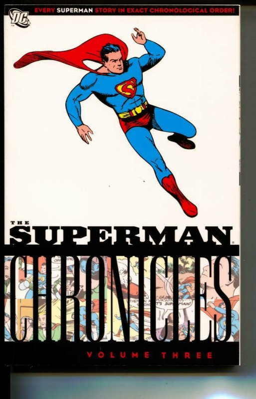 Superman Chronicles Volume 2 TPB trade