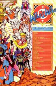 Who's Who: The Definitive Directory of the DC Universe #5, NM- (Stock ph...