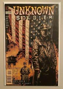 Unknown Soldier #1 8.0 VF (1997)