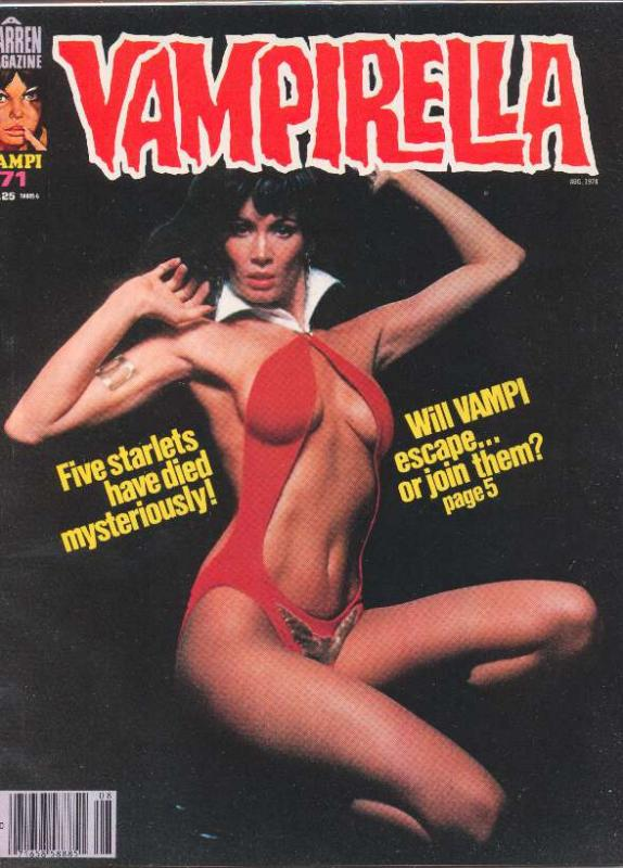Vampirella (1969 series) #71, NM- (Actual scan)