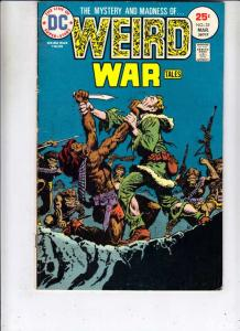 Weird War Tales #35 (Mar-75) VF+ High-Grade