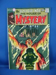 House of Mystery #188 (Sep-Oct 1970, DC) F+ WRIGHTSON ADAMS