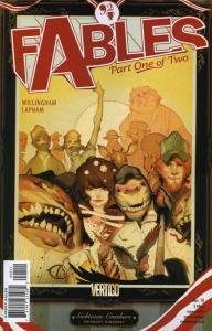 Fables #92 VF; DC/Vertigo | save on shipping - details inside