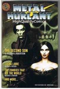 METAL HURLANT #13, NM-, Zombies that ate the World, Guy Davis, more in store