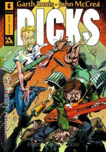 Dicks (2nd Series) #6 VF/NM; Avatar | save on shipping - details inside