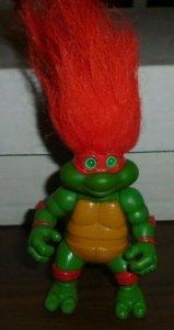 Teenage Mutant Ninja Turtles 1993 Mirage Playmates