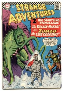 Strange Adventures #193 1966- DC Silver Age VG