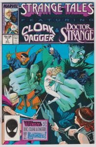 Strange Tales Featuring Cloak and Dagger & Doctor Strange #7 (VF-NM)