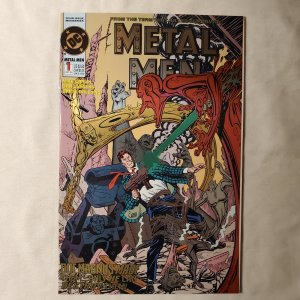 Metal Men 1 Near Mint-