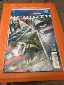 Suicide Squad: Rebirth Special #1 (2017)