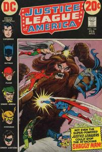 Justice League of America #104 VG; DC | low grade comic - save on shipping - det