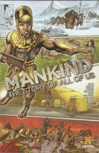 Mankind: The Story of All of Us #1 (2012)