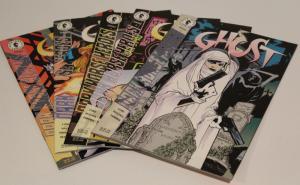 Dark Horse Comics Lot of 5-GHOST #1,2,3,4,6 F/VF (SIC680)