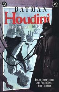 Batman: Houdini: The Devil's Workshop #1, NM- (Stock photo)