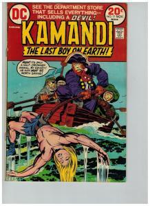 KAMANDI 11 FN- Nov. 1973