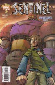 Sentinel (2003 series) #12, NM (Stock photo)