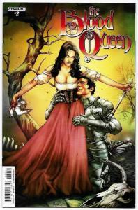 Blood Queen #2 Cvr A (Dynamite, 2014) VF