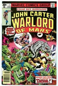 John Carter, Warlord of Mars 1 Jun 1977 NM- (9.2)