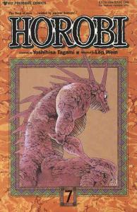 Horobi #7, NM + (Stock photo)