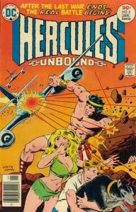 Hercules Unbound #8 FN; DC | save on shipping - details inside