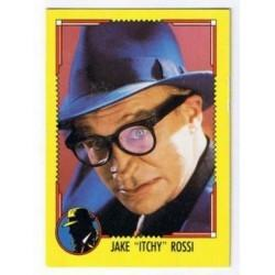 1990 Topps DICK TRACY-JAKE ITCHY ROSSI #9