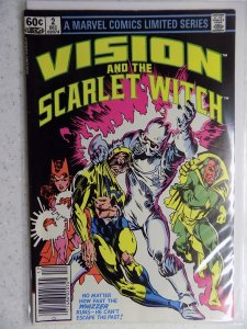 Vision and the Scarlet Witch #2 (1982)