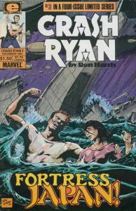 Crash Ryan #3 VF/NM; Epic | save on shipping - details inside