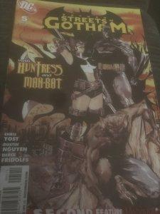 Batman: Streets of Gotham #5 (2009) Mint