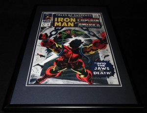 Tales of Suspense #85 Framed 12x18 Cover Photo Poster Display Official RP