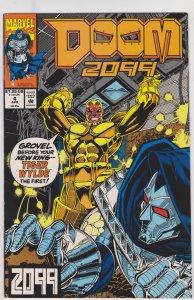 Doom 2099 #4