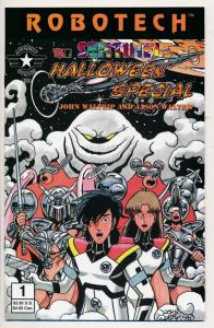 ROBOTECH The Sentinels Halloween Special Academy Comics Ltd. 1996 ~ NM (PF281)
