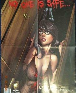 GRIMM FAIRY TALES THE DREAM EATER SAGA Promo Poster, 18 x 24, 2011, ZENESCOPE Un