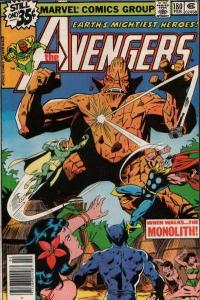 Avengers (1963 series) #180, VF+ (Stock photo)