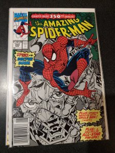 THE AMAZING SPIDER-MAN #350 DR.DOOM