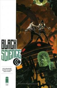 Black Science #6 VF/NM; Image | save on shipping - details inside