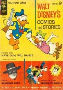 Walt Disney's Comics and Stories #278, Fine+ (Stock photo)