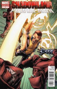 Shadowland: Power Man #1 (2nd) FN; Marvel | we combine shipping