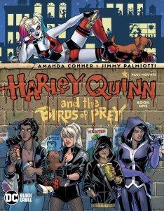 Harley Quinn & Birds Of Prey #1 Main Cvr (DC, 2020) NM