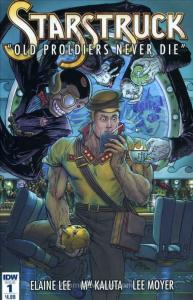Starstruck: Old Proldiers Never Die #1 VF/NM; IDW | save on shipping - details i