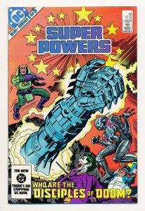 Super Powers (1984 1st Series) #1 VF