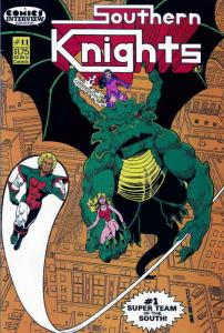 Southern Knights #11 FN; Guild | save on shipping - details inside