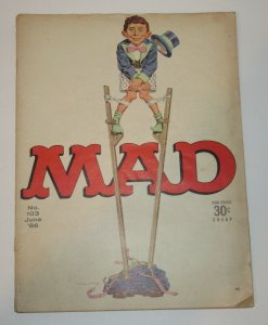 Mad Magazine #103 Norman Mingo Cover June 1966 EC Publications VG