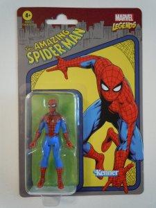 Spider-Man Marvel Legends RETRO 3.75 Collection (2021)